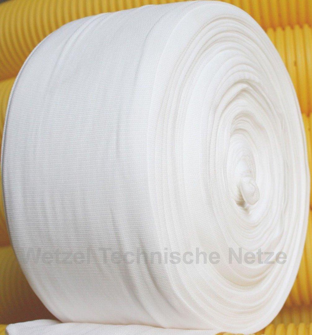 Drainagevlies 50m Drainagefilterschlauch Fur Rohr Dn100