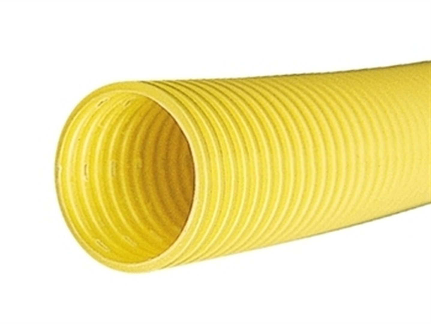 32 10 12ft drainage pipe dn50 yellow perforated drain. Black Bedroom Furniture Sets. Home Design Ideas