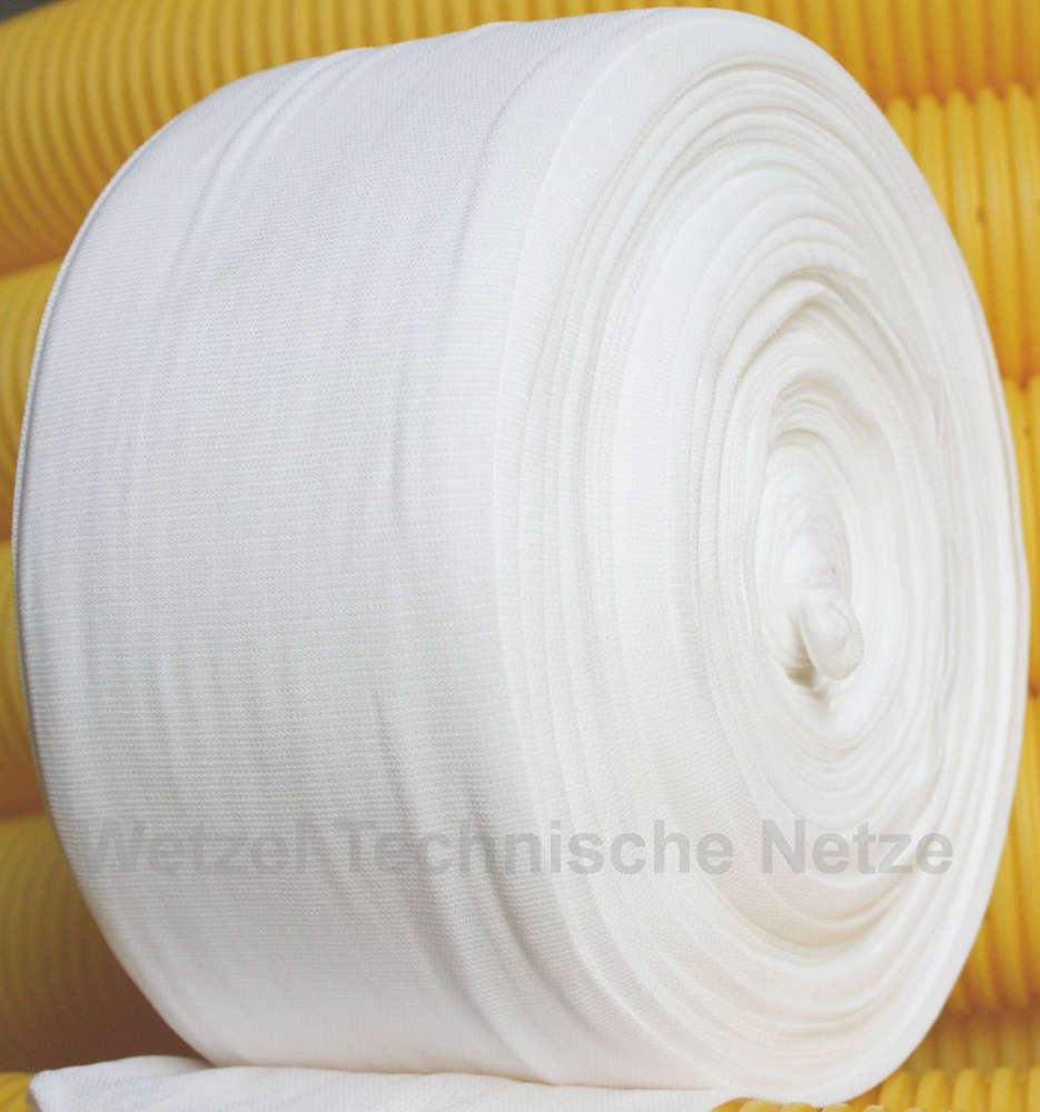 50 m drainage filter sock drain sleeve for drainage pipes DN