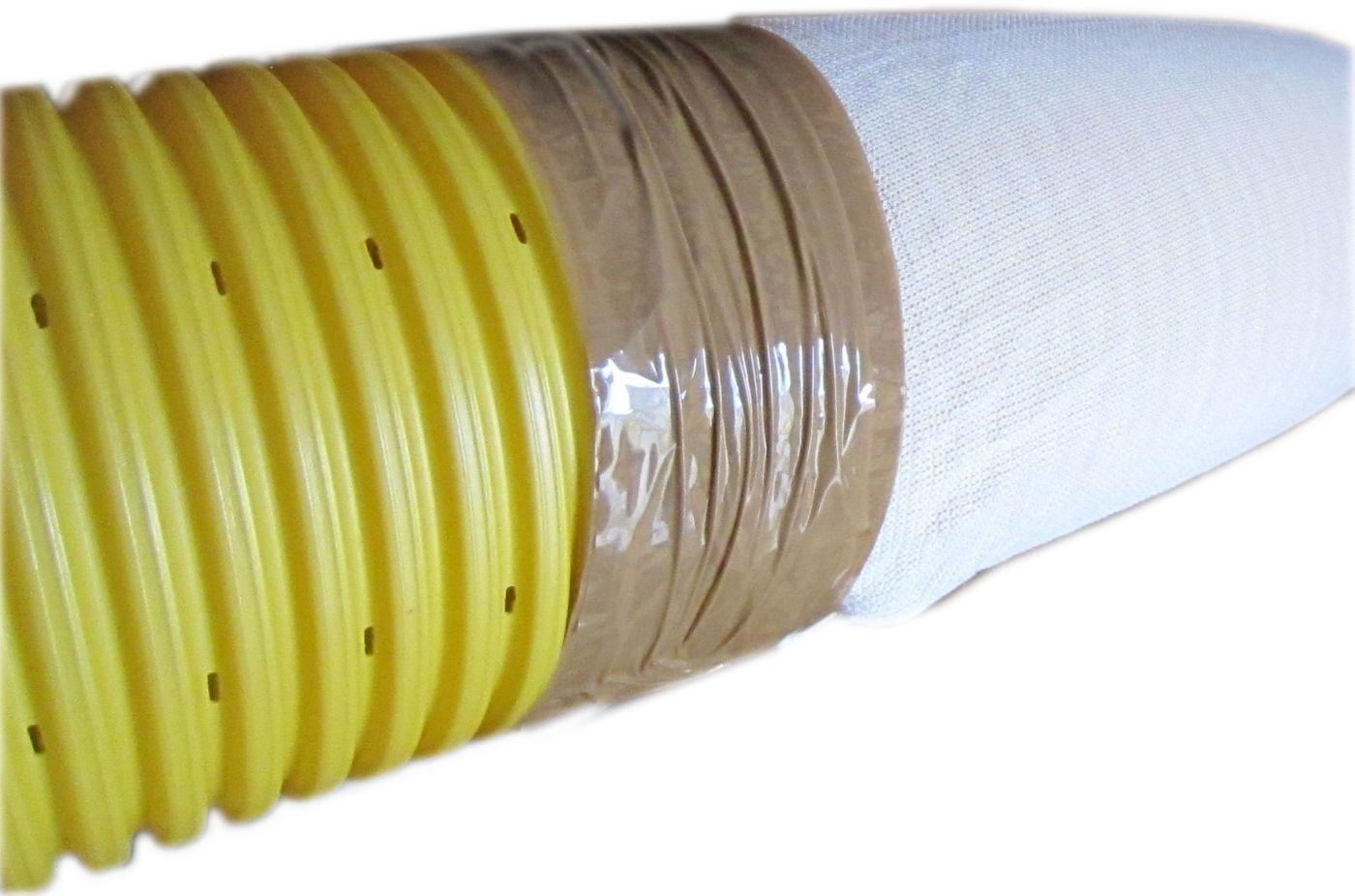 drainagerohr filter set 50m wetzel technische netze. Black Bedroom Furniture Sets. Home Design Ideas